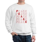Pro-Peace  Sweatshirt