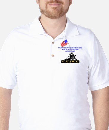 Ever Looked On Heaven Golf Shirt
