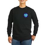 Resonant-Trinity Dark Long Sleeve T-Shirt