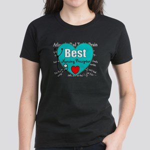 Best Nursing Preceptor blue T-Shirt
