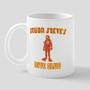 Scuba Steve's Dive Club Mug
