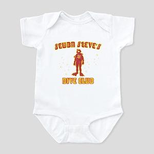 Scuba Steve's Dive Club Infant Bodysuit