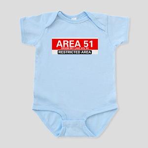 AREA 51 - GROOM LAKE Body Suit