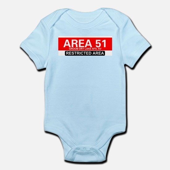 AREA 51 - GROOM LAKE Body Suit