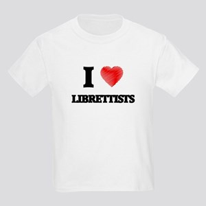 I love Librettists T-Shirt