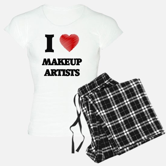 I love Makeup Artists Pajamas