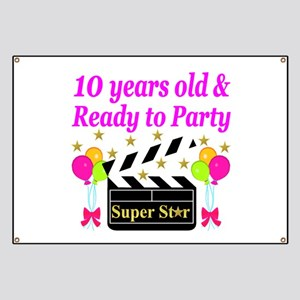 PERSONALIZED 10TH Banner
