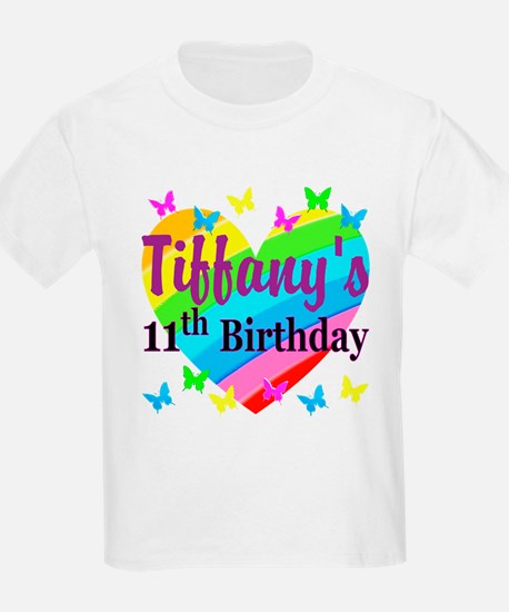 PERSONALIZED 11TH T-Shirt