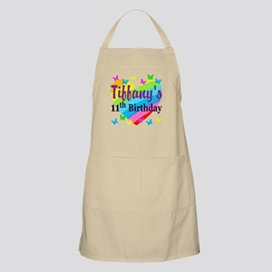 PERSONALIZED 11TH Apron