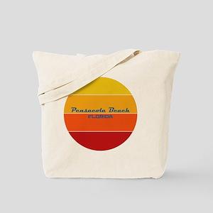 Florida - Pensacola Beach Tote Bag