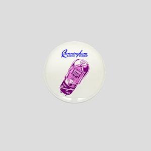 Cunningham Tubes Mini Button