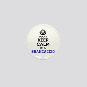 BRANCACCIO I cant keeep calm Mini Button
