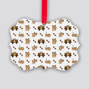 CATS-N-PAWS Ornament