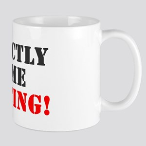 STRICTLY COME FARTING! Mugs