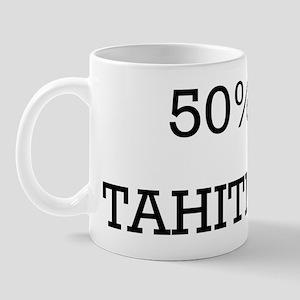 50% Tahitian Mug