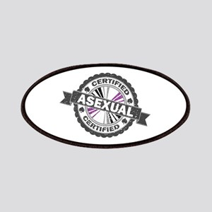 Certified Asexual Stamp Patch
