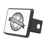 Certified Genderqueer Stam Rectangular Hitch Cover