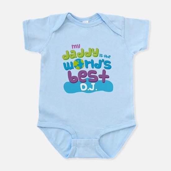 DJ Gifts For Kids Infant Bodysuit