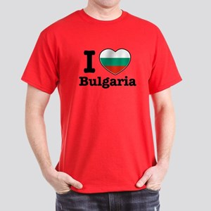 I love Bulgaria Dark T-Shirt