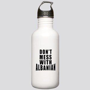 Don't Mess With Albani Stainless Water Bottle 1.0L