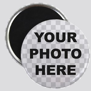 Your Photo Here Magnets