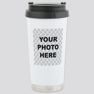 Your Photo Here Travel Mug