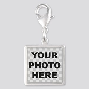 Your Photo Here Charms