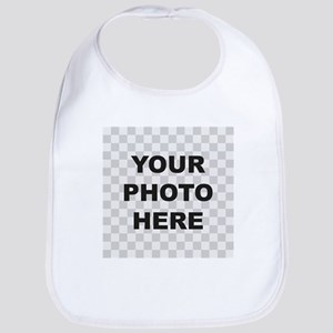 Your Photo Here Bib