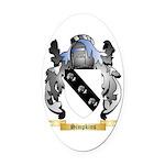 Simpkins Oval Car Magnet