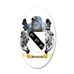 Simpkins 20x12 Oval Wall Decal