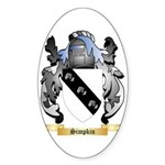 Simpkin Sticker (Oval 10 pk)
