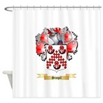 Simpil Shower Curtain