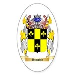 Simovic Sticker (Oval 10 pk)
