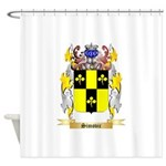 Simovic Shower Curtain