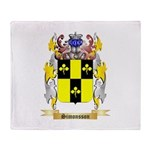 Simonsson Throw Blanket