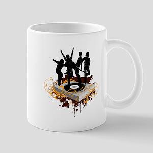DJ Dancers Mug