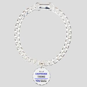 It's a CHIPMUNK thing, y Charm Bracelet, One Charm