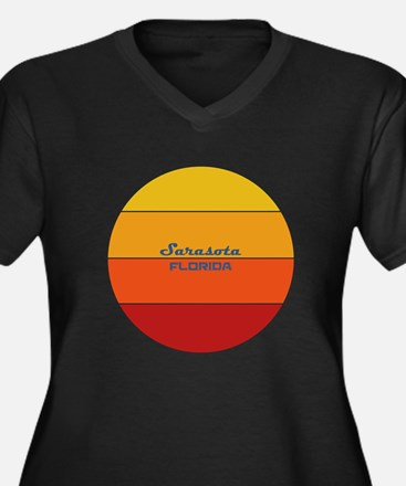 Florida - Sarasota Plus Size T-Shirt