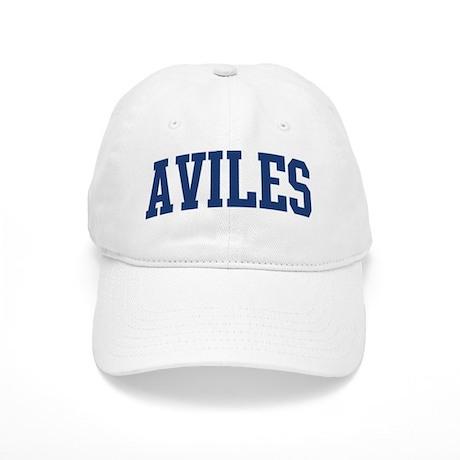 AVILES design (blue) Cap