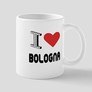 I Love Bologna City Mug