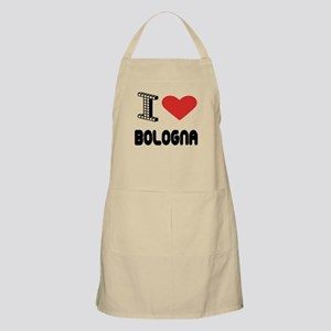 I Love Bologna City Apron