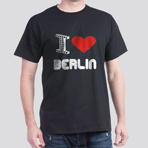 I Love Berlin City Dark T-Shirt