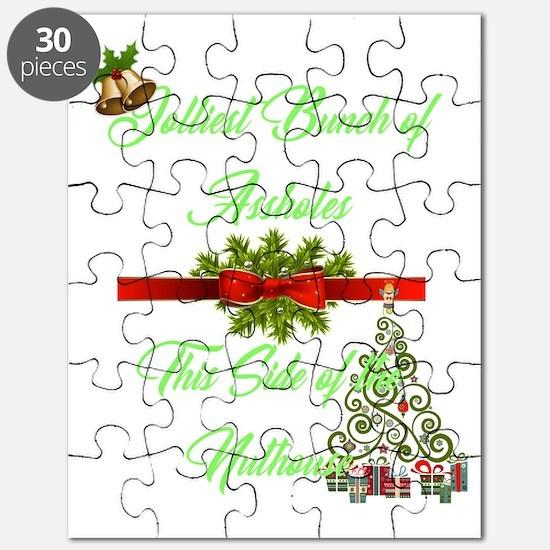 Unique Nuthouse Puzzle
