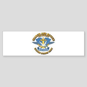 Search and Rescue Swimmer Sticker (Bumper)