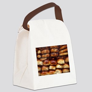 Bread Canvas Lunch Bag