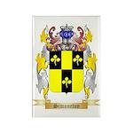 Simoneton Rectangle Magnet (100 pack)