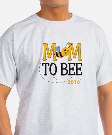 Mom to Bee Personalized T-Shirt