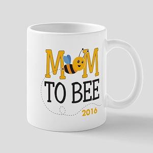 Mom to Bee Personalized Mug