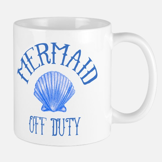 Mermaid Off Duty Mugs