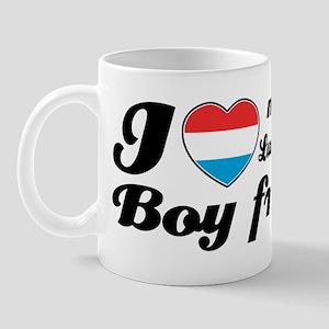 I love my Luxembourgian Boyfriend Mug